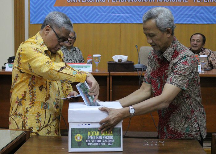 Rektor Baru, Harapan Baru UPN Veteran Jawa Timur