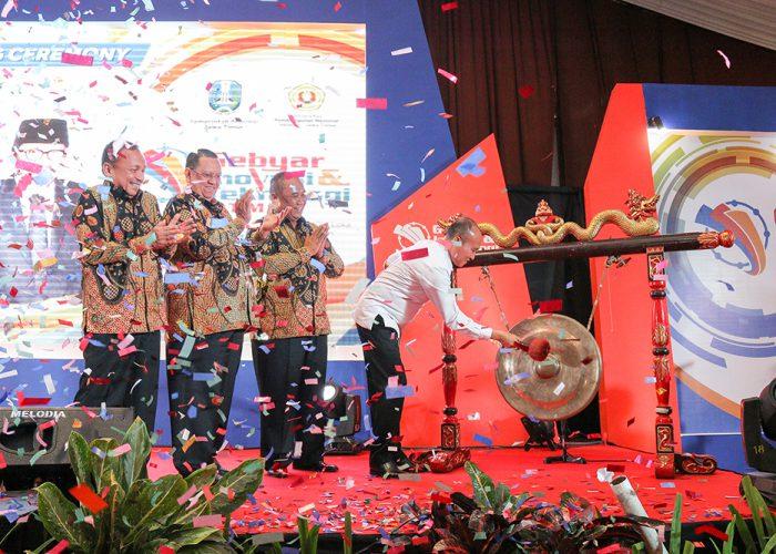 Gebyar Innotek Jatim 2018, Ajang Pamer Inovator Teknologi Jawa Timur