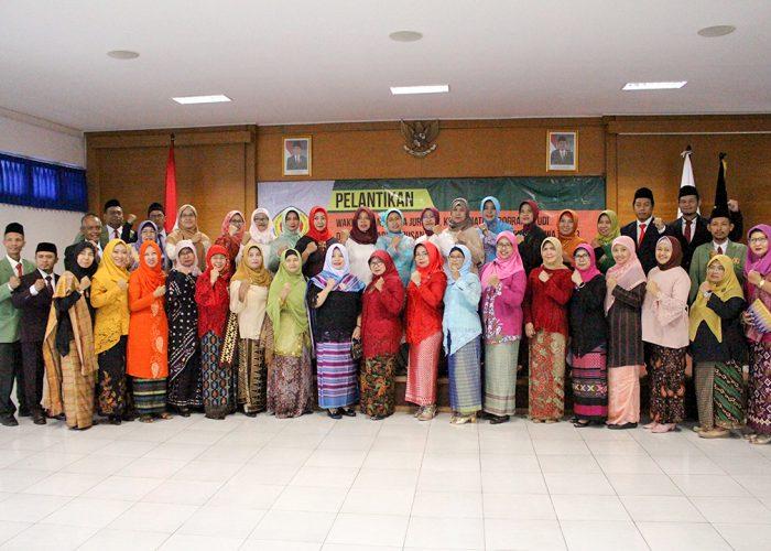 Lantik Wakil Dekan, Koordinator Progdi Dan Sekretaris Jurusan, UPN Jatim Sesuaikan Sistem Pembelajaran Yang Sejalan Dengan Revolusi Industri 4.0