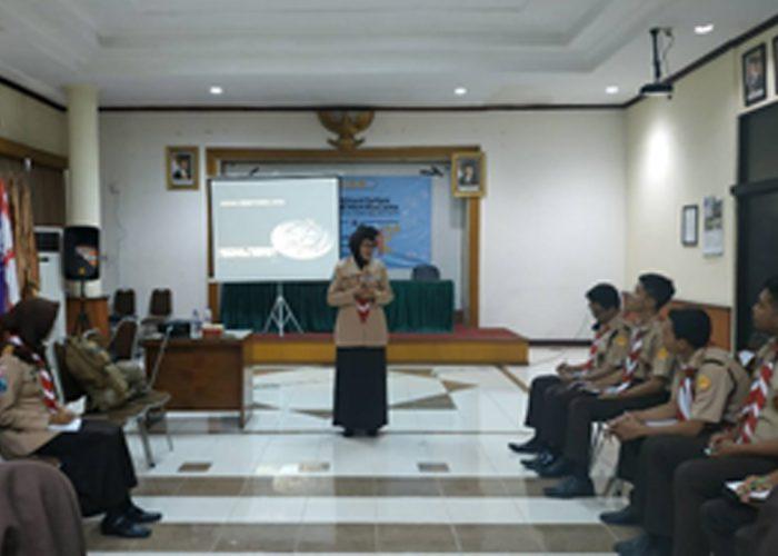 Pemantapan Dewan Racana Dan Latihan Pengembangan Kepemimpinan Bersama UKM Pramuka Racana Panglima Sudirman Dan R.A. Kartini