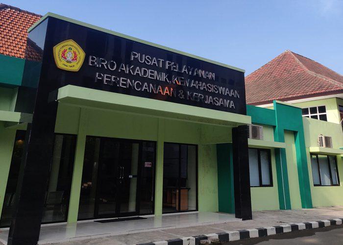 Peresmian Gedung BAKPK, Peningkatan Pelayanan Terpadu Akademik dan Kemahasiswaan Satu Pintu