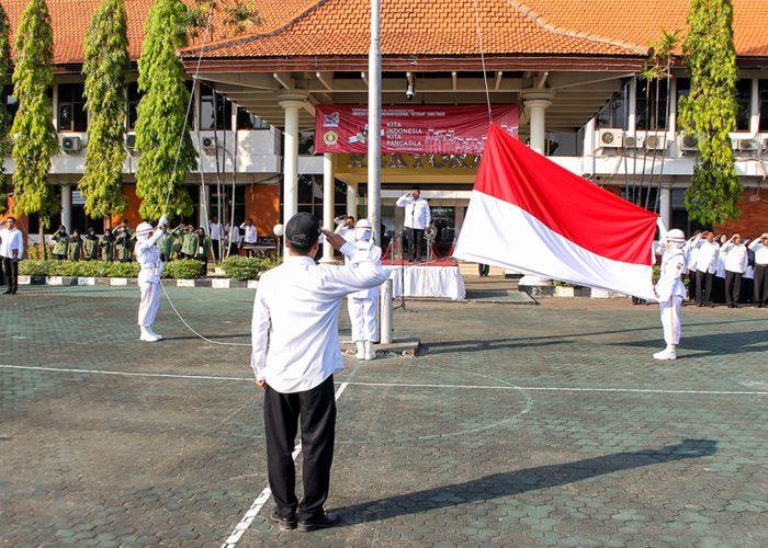 Kita Indonesia, Kita Pancasila : Konsisten Realisasikan Pancasila Sebagai Dasar Negara
