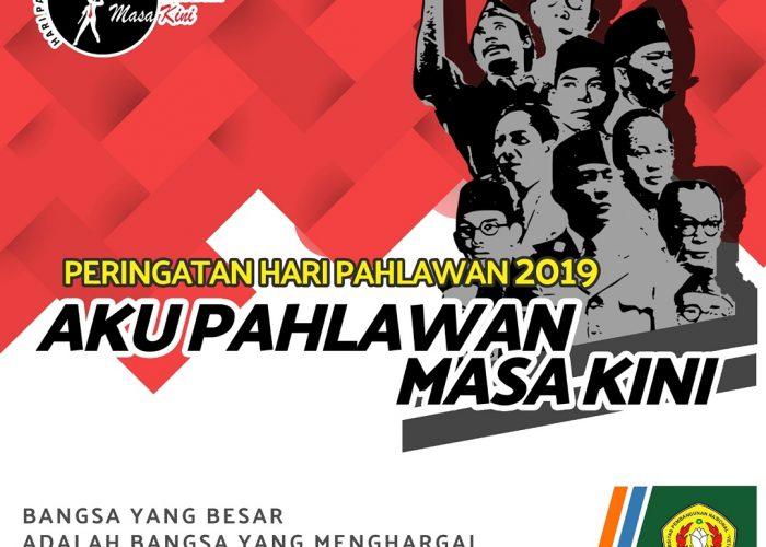 Selamat Hari Pahlawan 2019