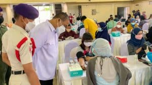 Pursuing Mass Immunity, UPN Veterans East Java Holds Covid-19 Vaccination, 5000 Doses of Vaccine for the Academic Community